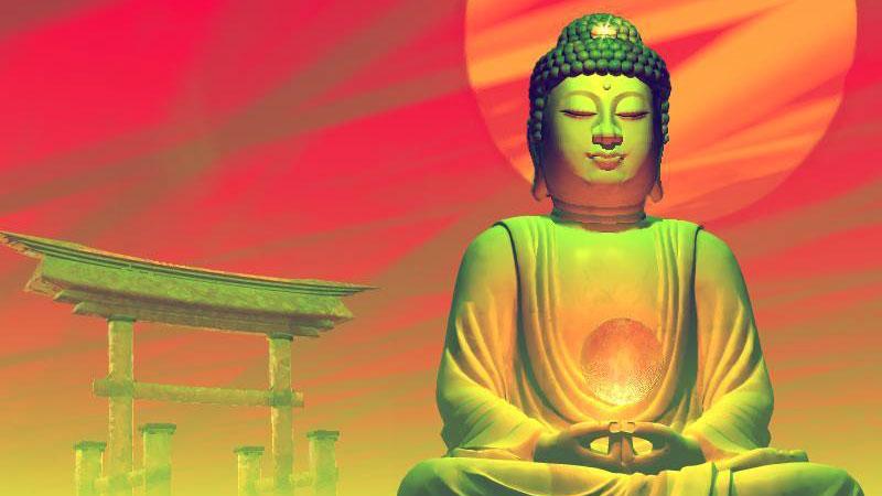 Oriente e la meditazione
